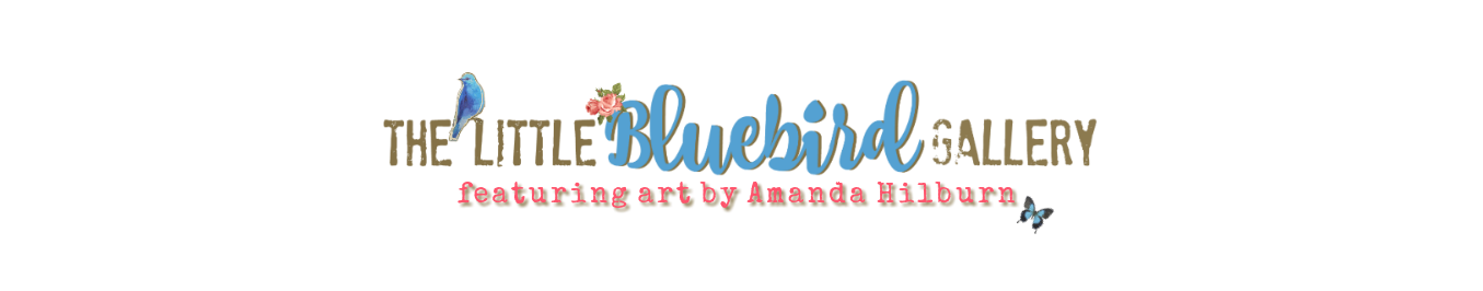 The Little Bluebird Gallery