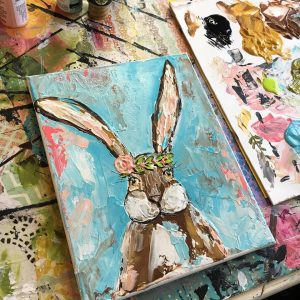 Bunny: A Self Study Studio Session