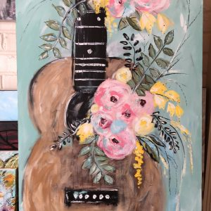 Whimsical Guitar: A Self Study Studio Session