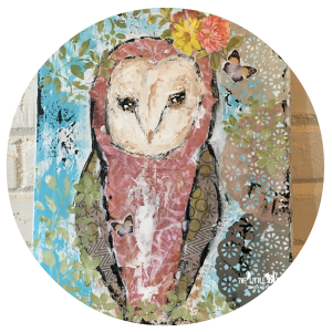 Studio Session 9: Barn Owl
