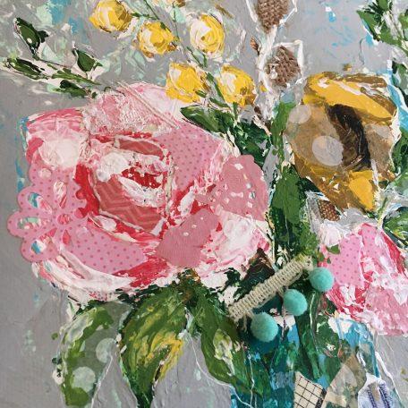 Delightful Floral by Amanda Hilburn
