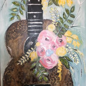 Whimsical Guitar