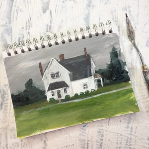 Farmhouse: A Self Study Studio Session
