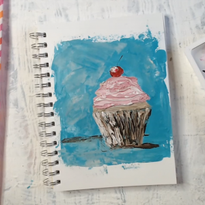 Cupcake: A Self Study Studio Session