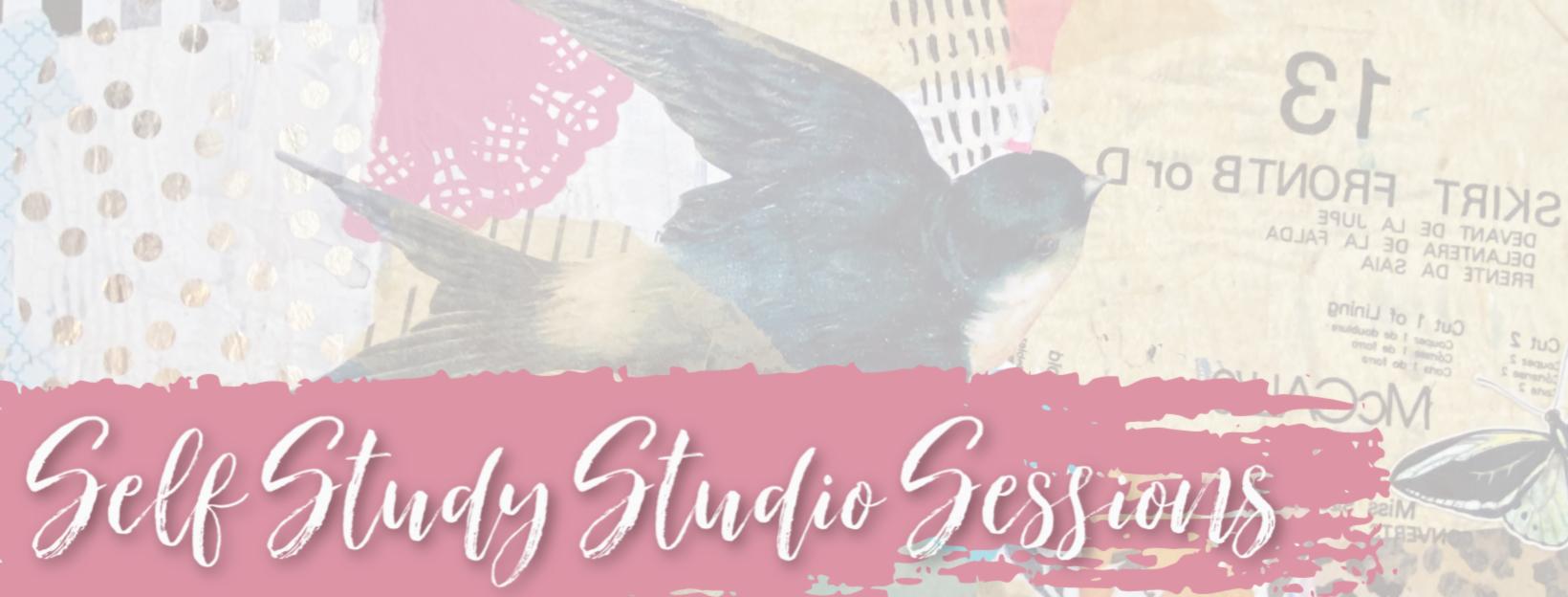 Self Study Studio Sessions