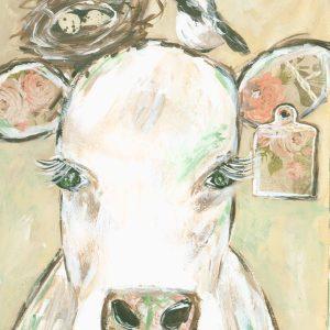 Best Buddies; Cow Print