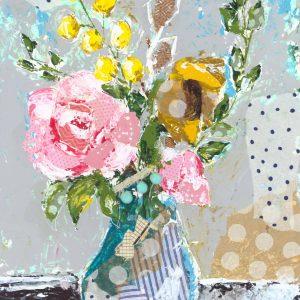 Delightful Floral; Floral Print