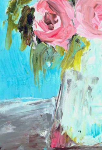 AH0156_Pink Flowers