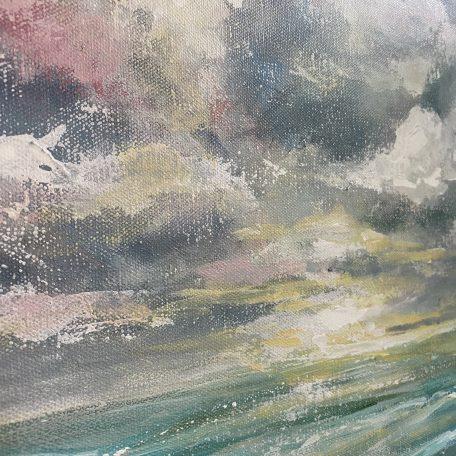 Sea Breeze Close Up