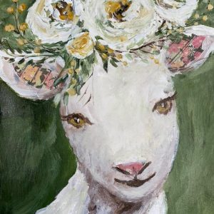 Lamb With Flowers: A Self Study Studio Session