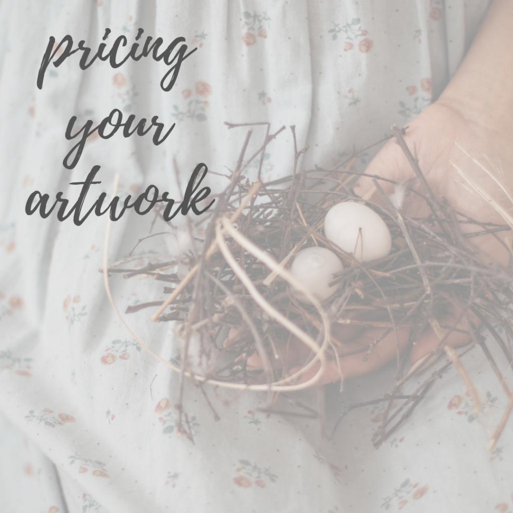 pricing artwork